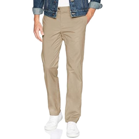 Calvin Klein Refined Fit Chino Slim Fit, NWT Sale